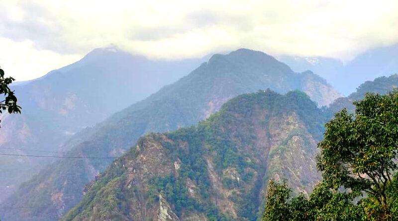 beautiful view sikkim