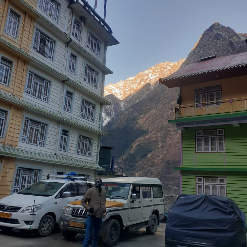 HOTELS IN NORTH SIKKIM