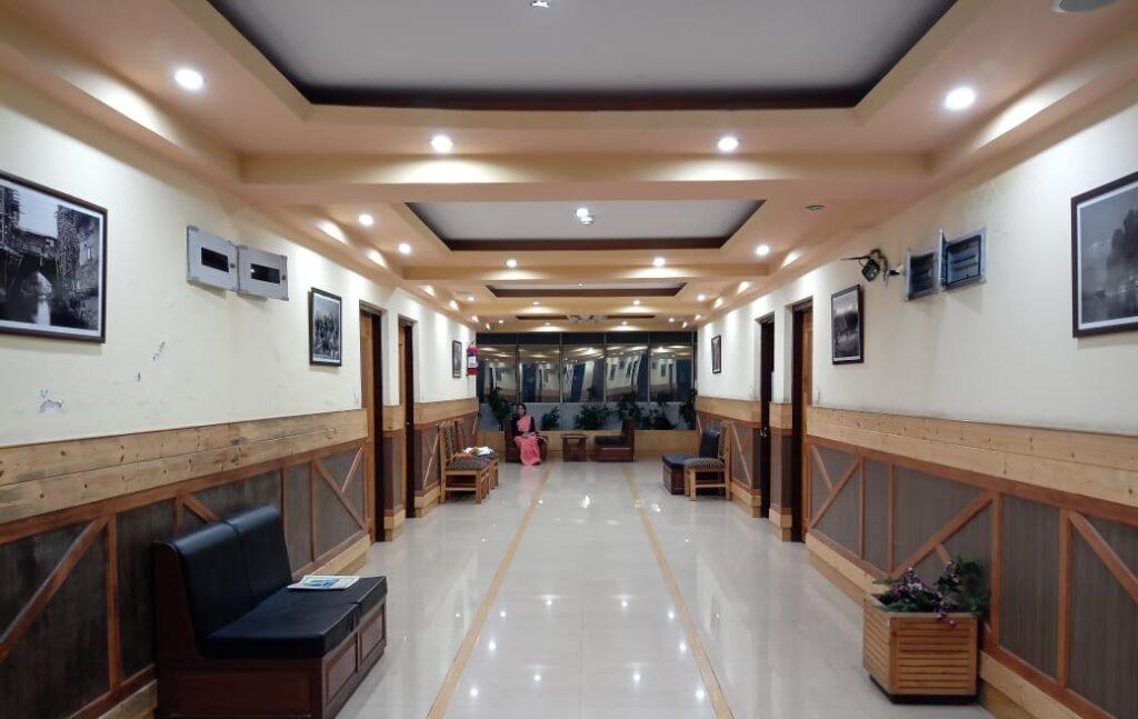 hotel with kitchen