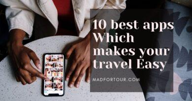 best travel app for india