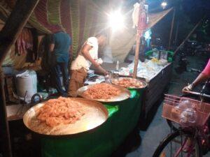 jalebi shop on street