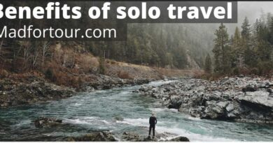 benefits of solo travel