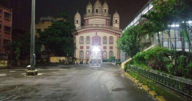 dakhineshwer kali temple