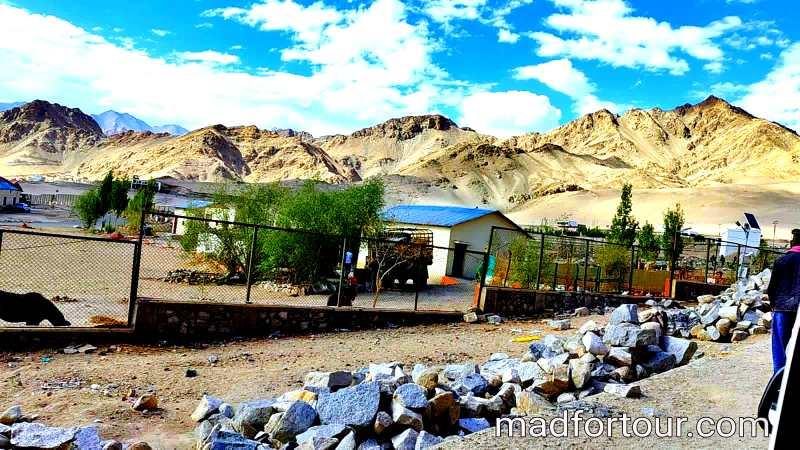 leh ladakh tourist places